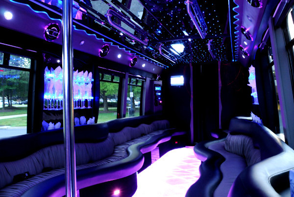 22 Person Party Bus Toledo