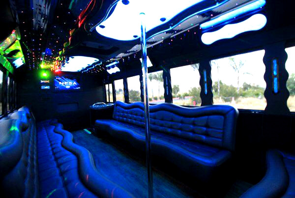 40 Person Party Bus Toledo