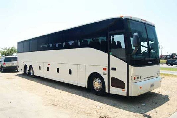 50 People Charter Bus Rental Toledo