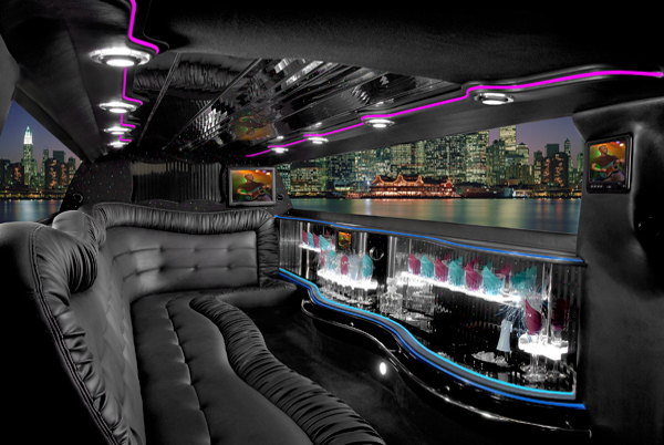 Chrysler 300 Limo Interior Toledo