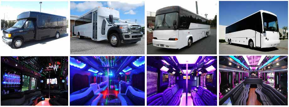 Wedding Transportation Party Buses Toledo